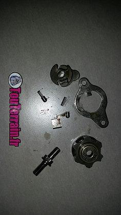 Mécanisme de selecteur  YZ 125 2012