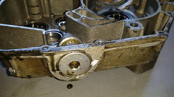 1/2 Carter Moteur Droit KTM SXF 08-09