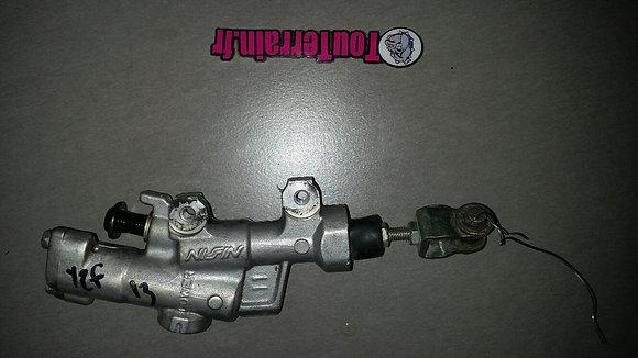 Maitre cylindre de freins AR  Yamaha 250 YZF 2013