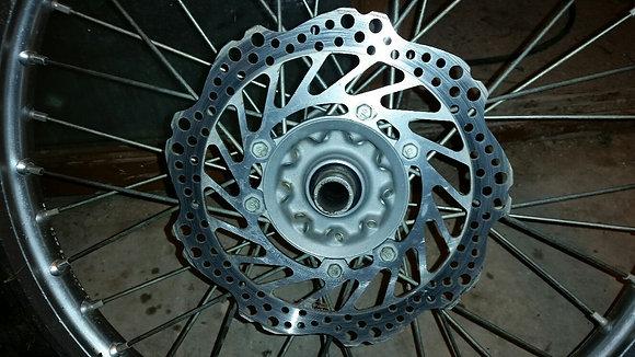 disque de freins AV crf 450 2012