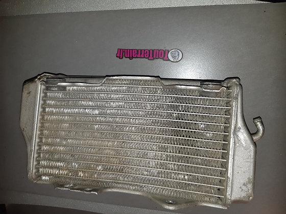 Radiateur Gauche  HONDA 250 CR