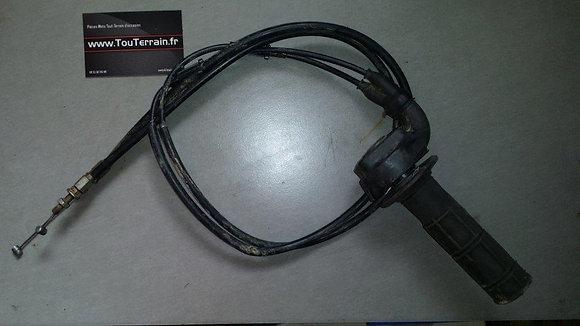 Cable d'accelarateur KXF 250