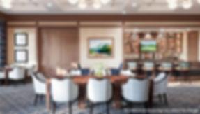 Vi at The Glen interior rendering