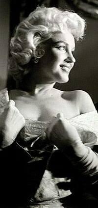 Me as Marilyn Monroe