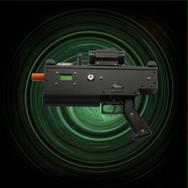 Spitfire Laser Tag Gun