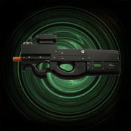P90 Laser Tag Gun