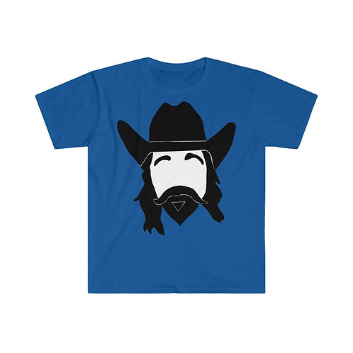 (UK) MULLET Emote T Shirt (Twitch)