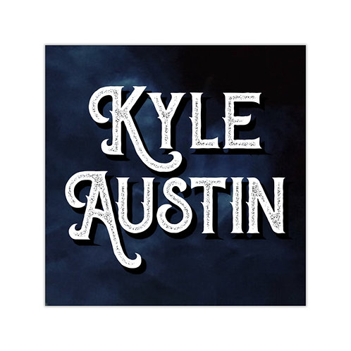 (EU) Kyle Austin Sticker
