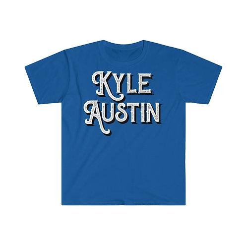 (UK ONLY) Kyle Austin LOGO Shirt