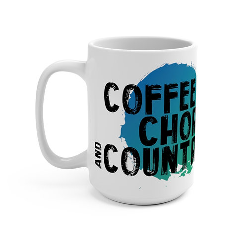 (USA) COFFEE CHORDS AND COUNTRY MUG