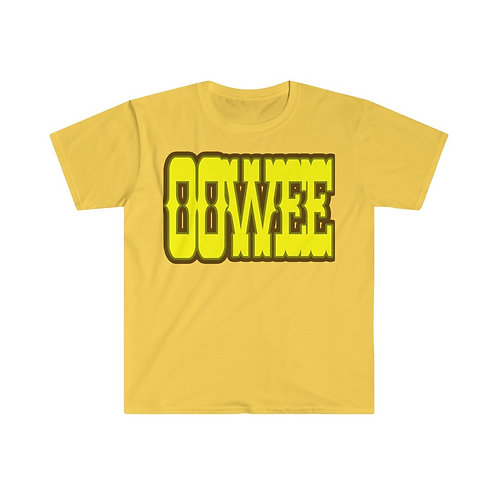 (UK) OOWEE T Shirt (Twitch)