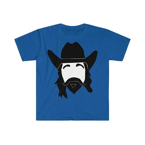 (EU) MULLET Emote T Shirt (Twitch)
