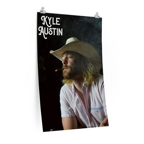 (USA) Kyle Austin Poster