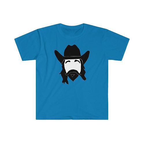 (USA) MULLET Emote T Shirt (Twitch)