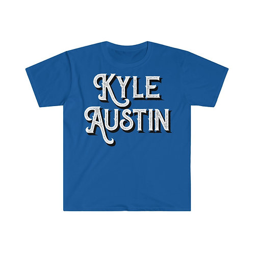 (EU ONLY) Kyle Austin LOGO Shirt