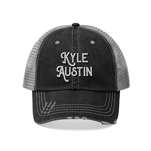 (USA) Kyle Austin Frayed Hat