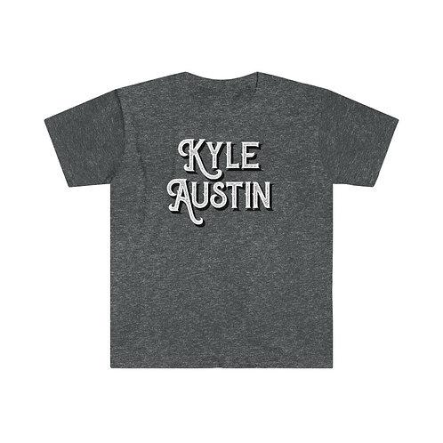 (USA) Kyle Austin LOGO T Shirt