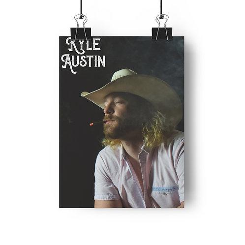 (EU) Kyle Austin Poster