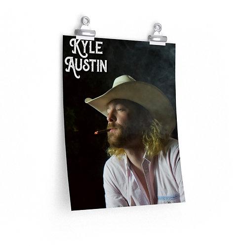 (UK) Kyle Austin Poster