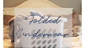 Folded Underwear