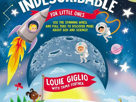 """Book Review: """"Indescribable for Little Ones"""""""