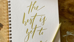 """Christian Planner Review: """"The Best Is Yet To Come"""" Dream Planner"""