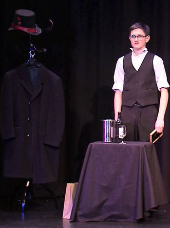 Young Magician of the  Year 2019 heats