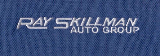 Ray Skillman Embroidery