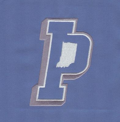"""Primetime """"P"""" Logo Embroidery"""