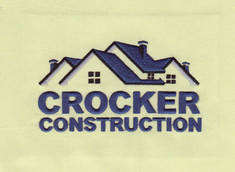Crocker Construction Embroidery