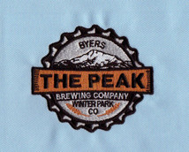 The Peak Embroidery Mountian