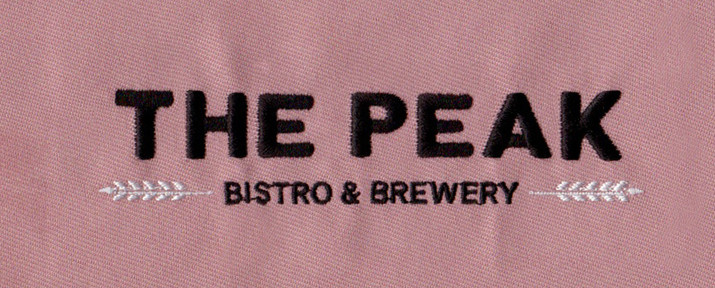 The Peak Embroidery
