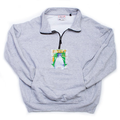 Huzu 1/4 Zip Sweater