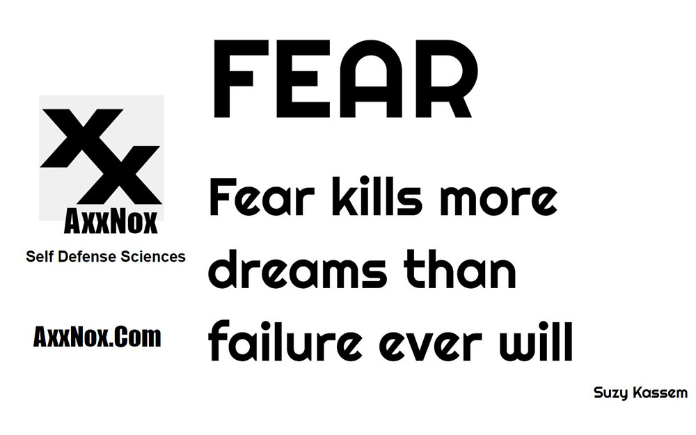 How Rethinking Fear Can Change Your Life And Put You You On The Path To FearLess Living (New)