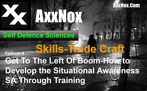 Situational Awareness Training Class - Online Reality Based Course