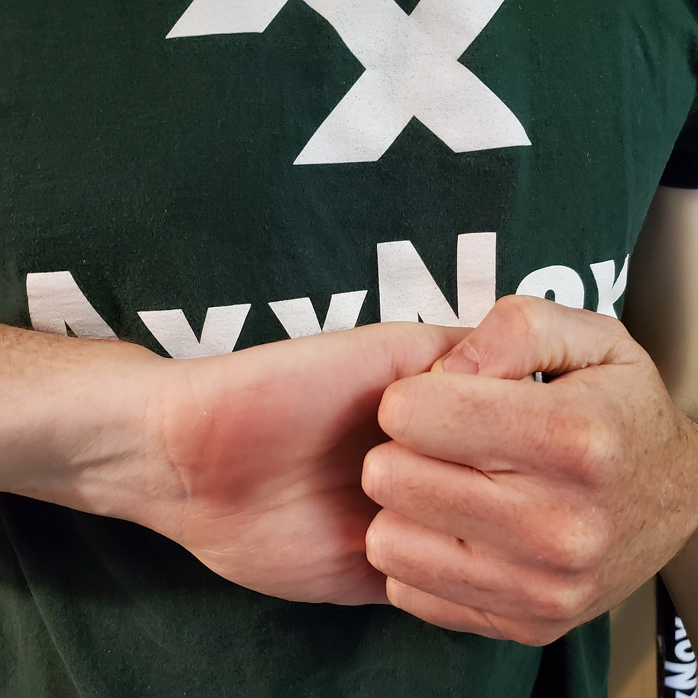 How To Do Opposing Thumb Grip