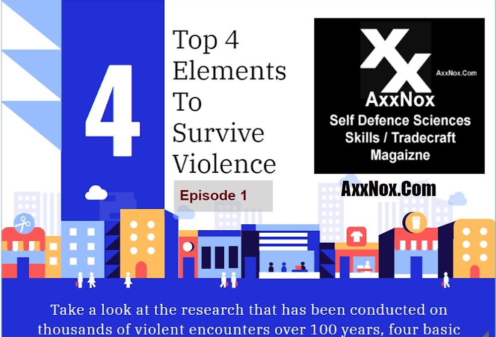 Top 4 Elements To Survive Violence