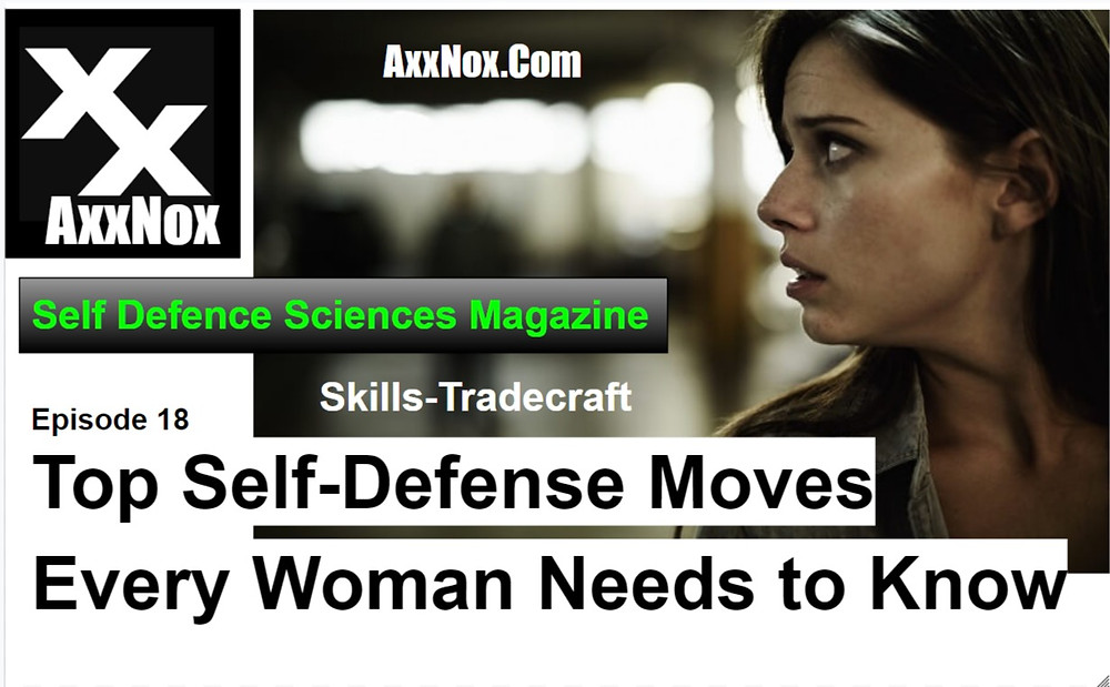 Top Self-Defense Moves Every Woman Needs to Know
