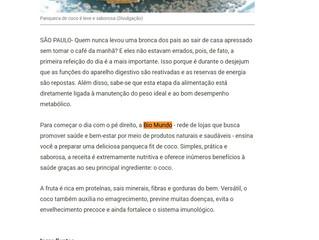 Bio Mundo é destaque no jornal O Estado do Maranhão