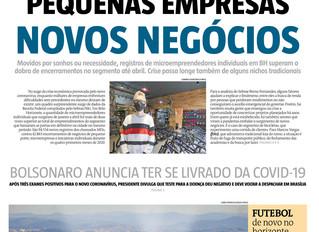 Bio Mundo é destaque no jornal Estado de Minas