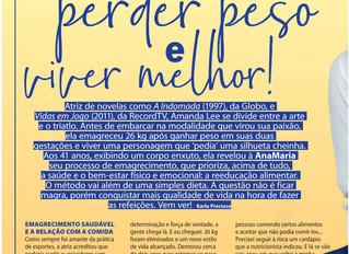 Bio Mundo é destaque na revista Ana Maria