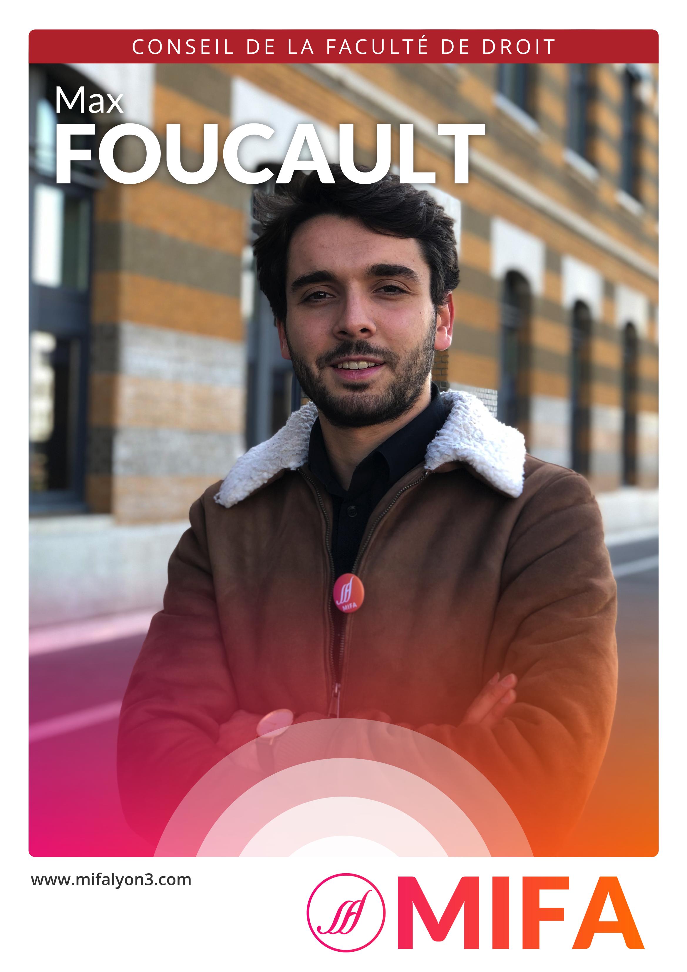 Max FOUCAULT