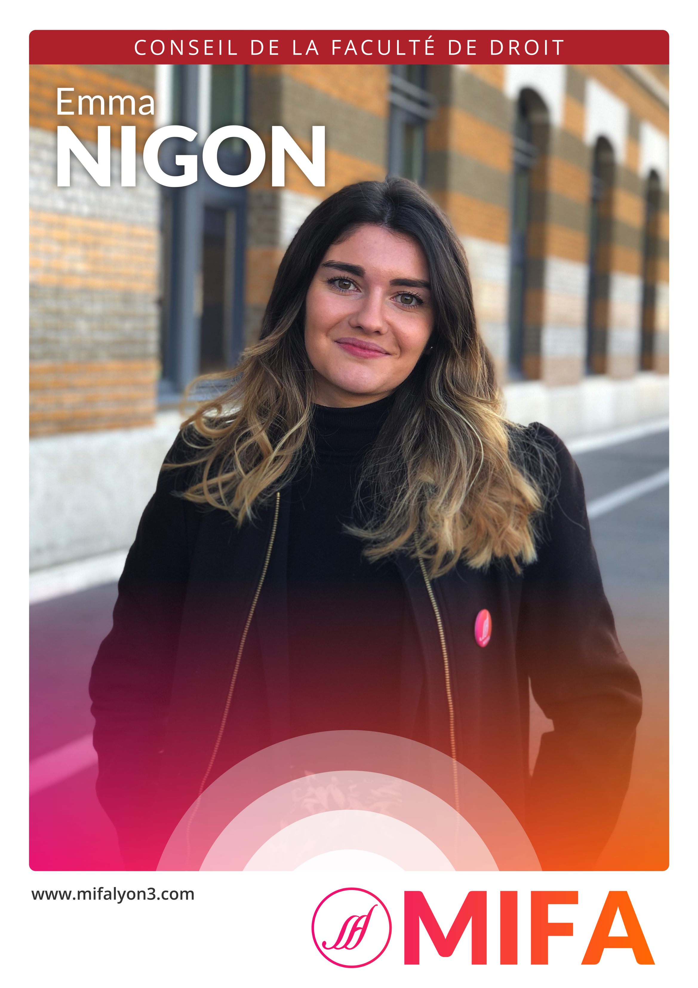 Emma NIGON