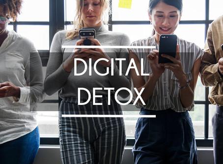 Février et sa digital-detox