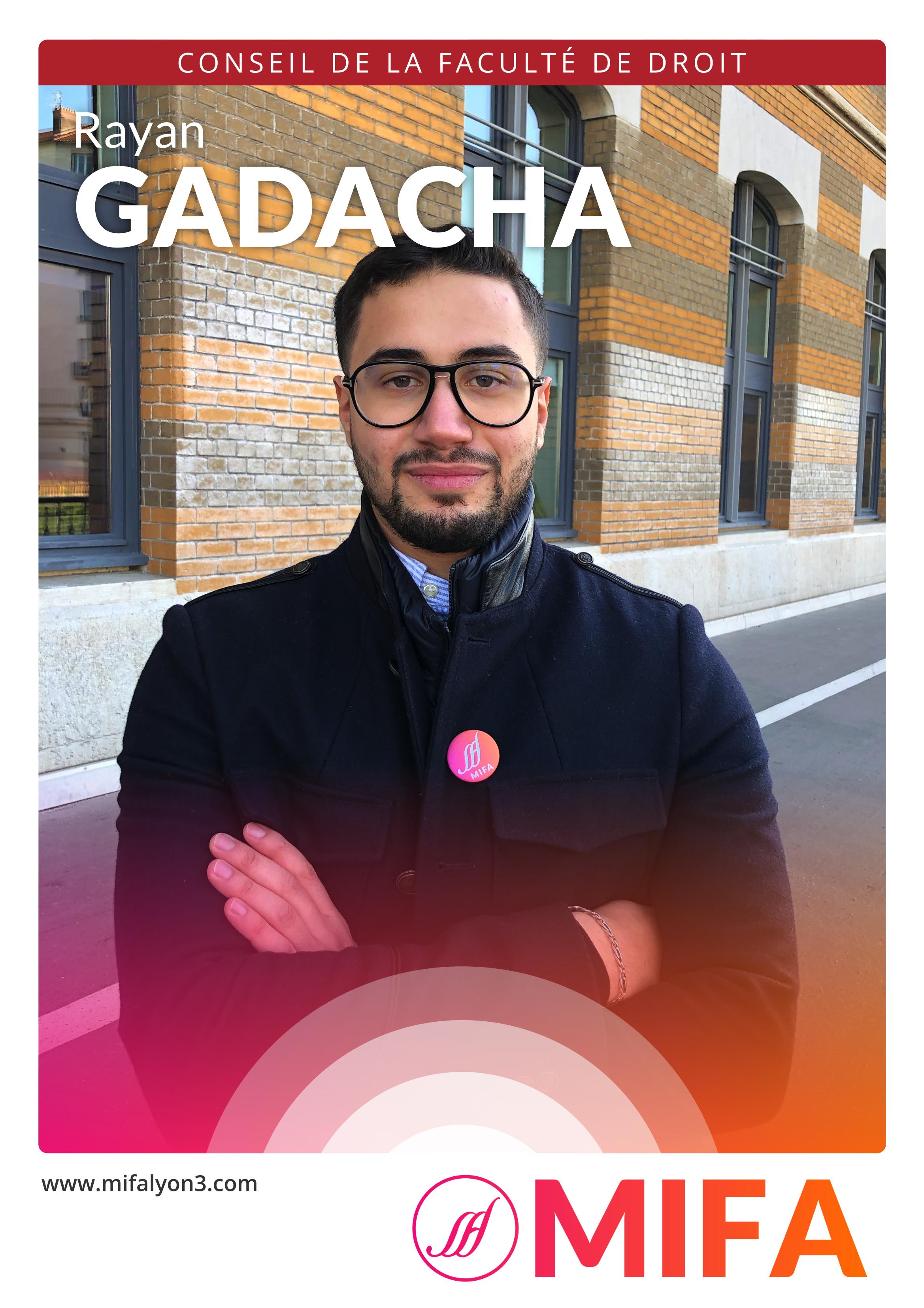 Rayan GADACHA