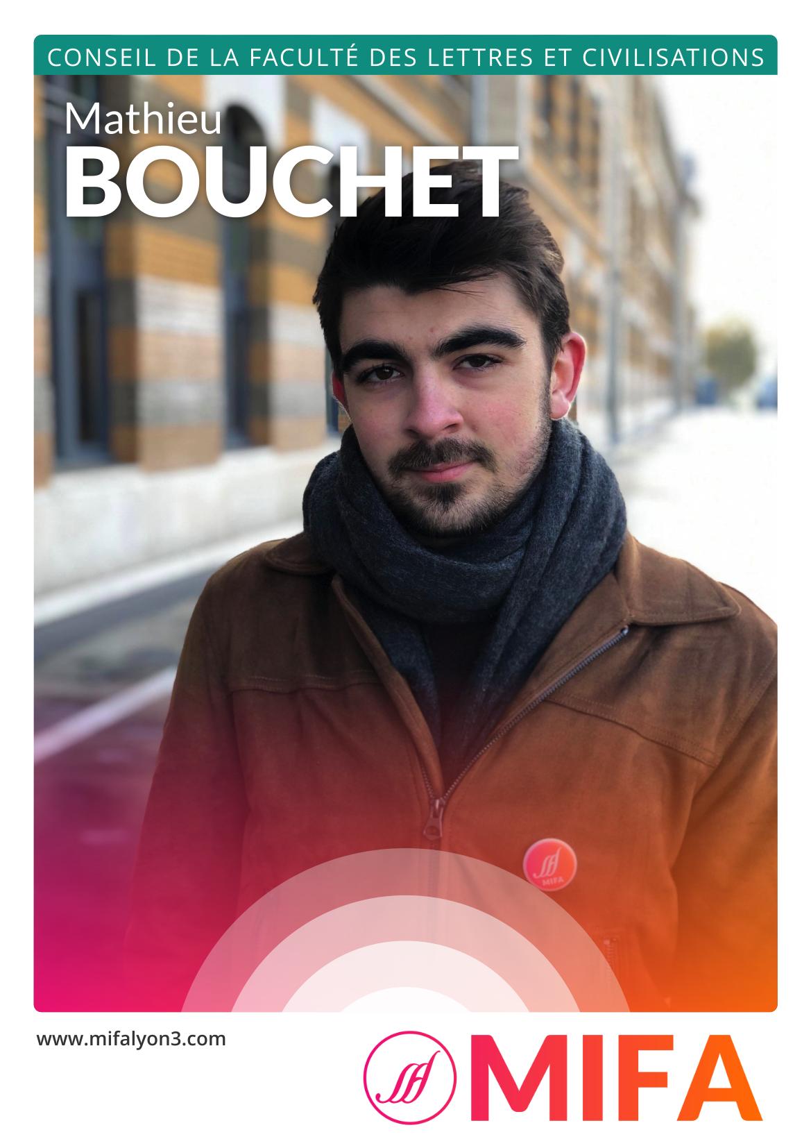 Mathieu BOUCHET