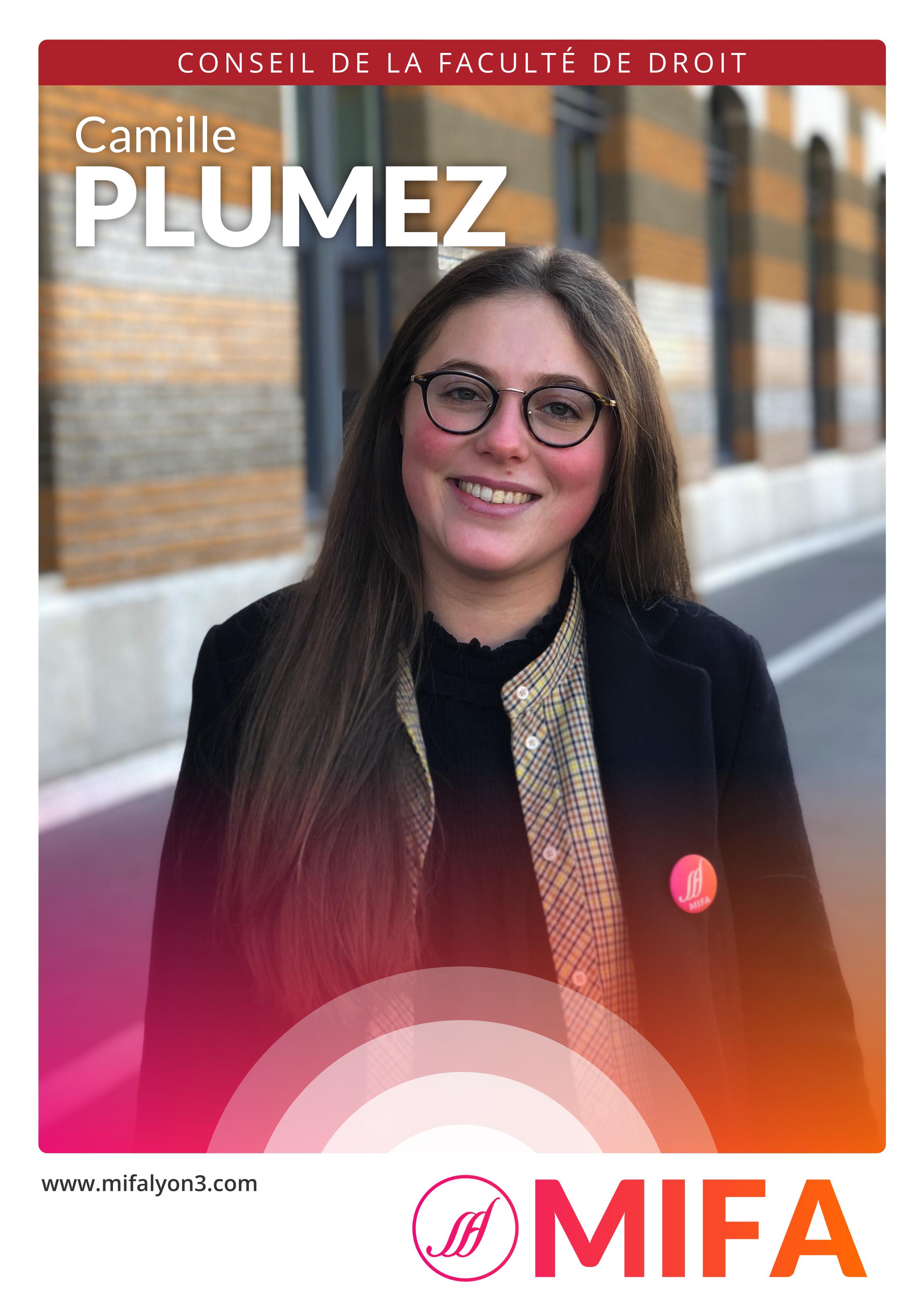 Camille PLUMEZ