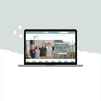 Website Launch Instagram Post Laptop Pho