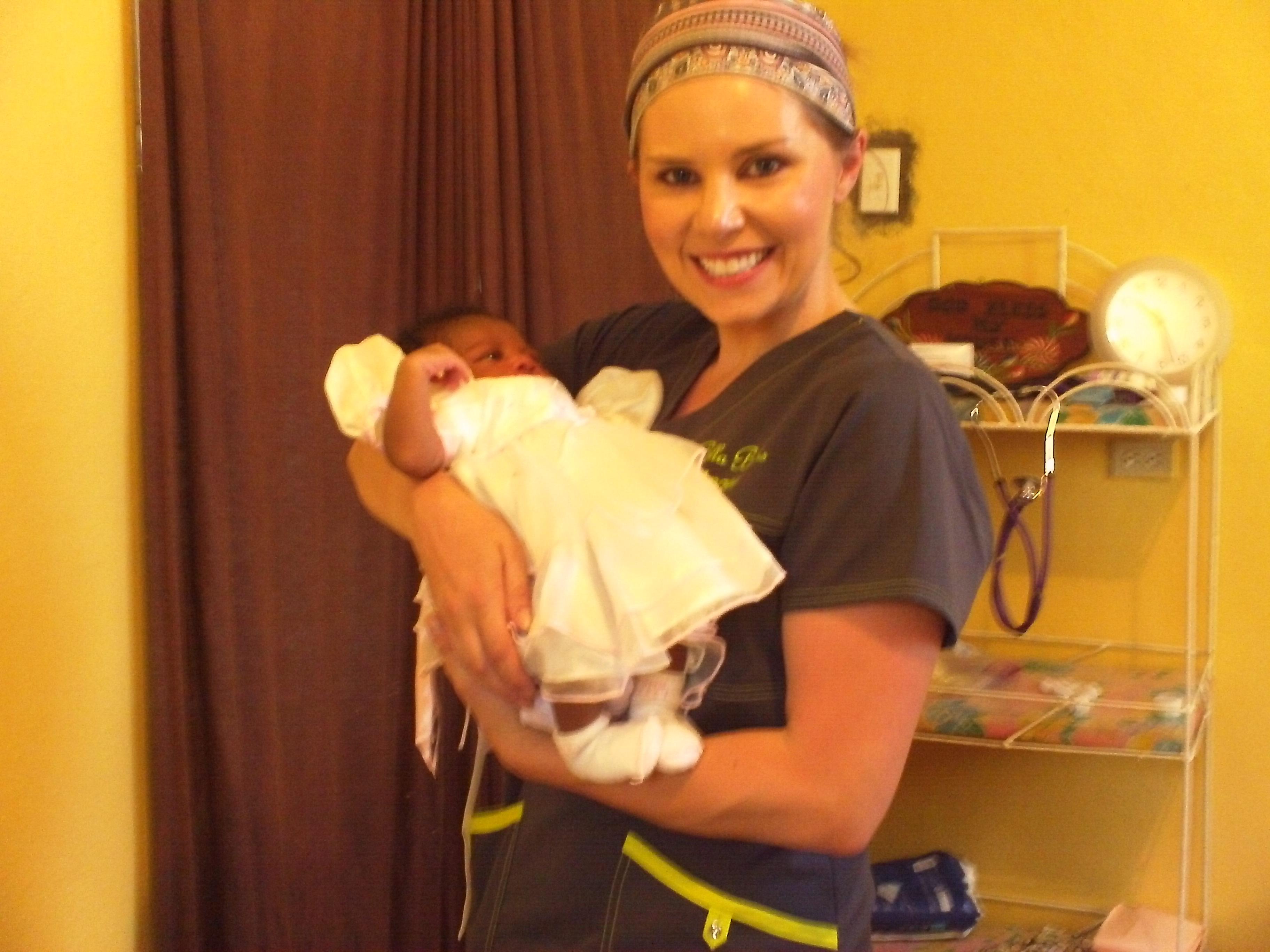Midwifery in Haiti