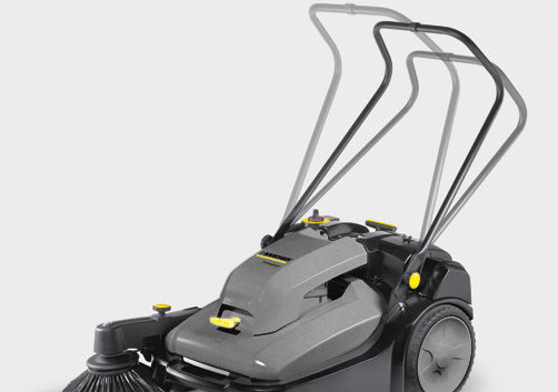 Karcher 70_30 Sweeper from Jantzen Equip